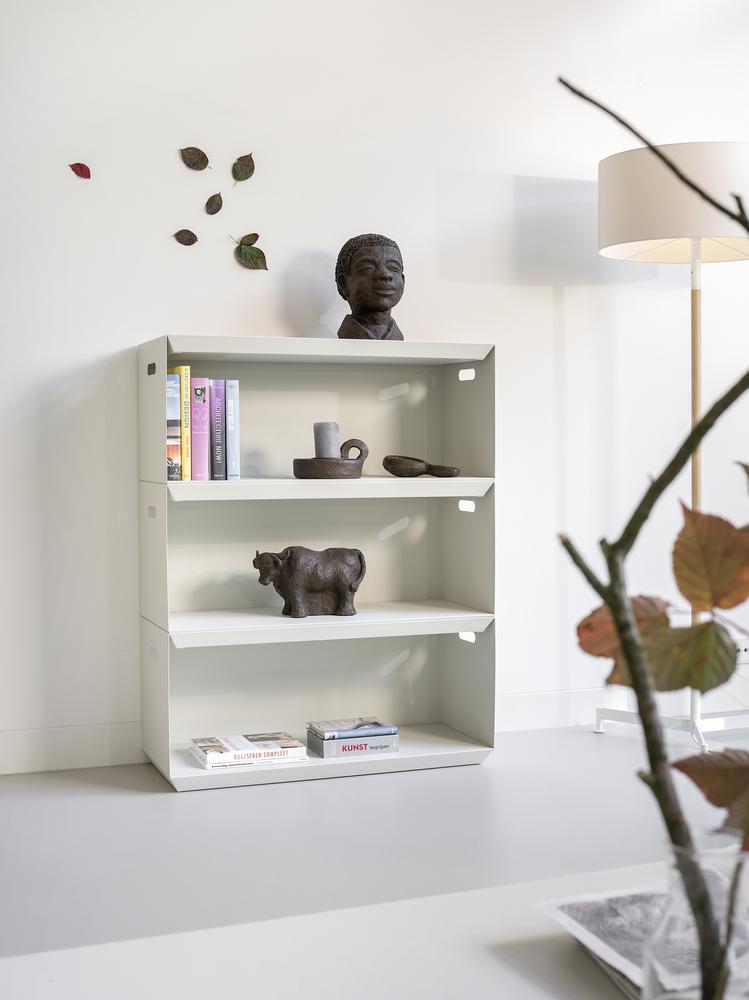 Functionals Ossa Wit Interior Design Open Kast