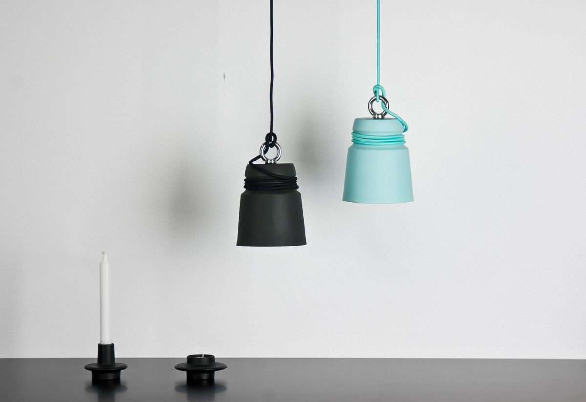 Patrick Hartog Pastel Blue Cable Light Interior Gimmii