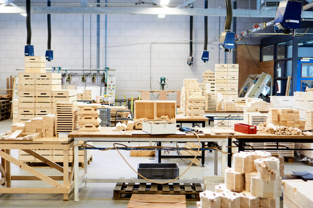 Tolhuis Fency Opbergsysteem Productieproces