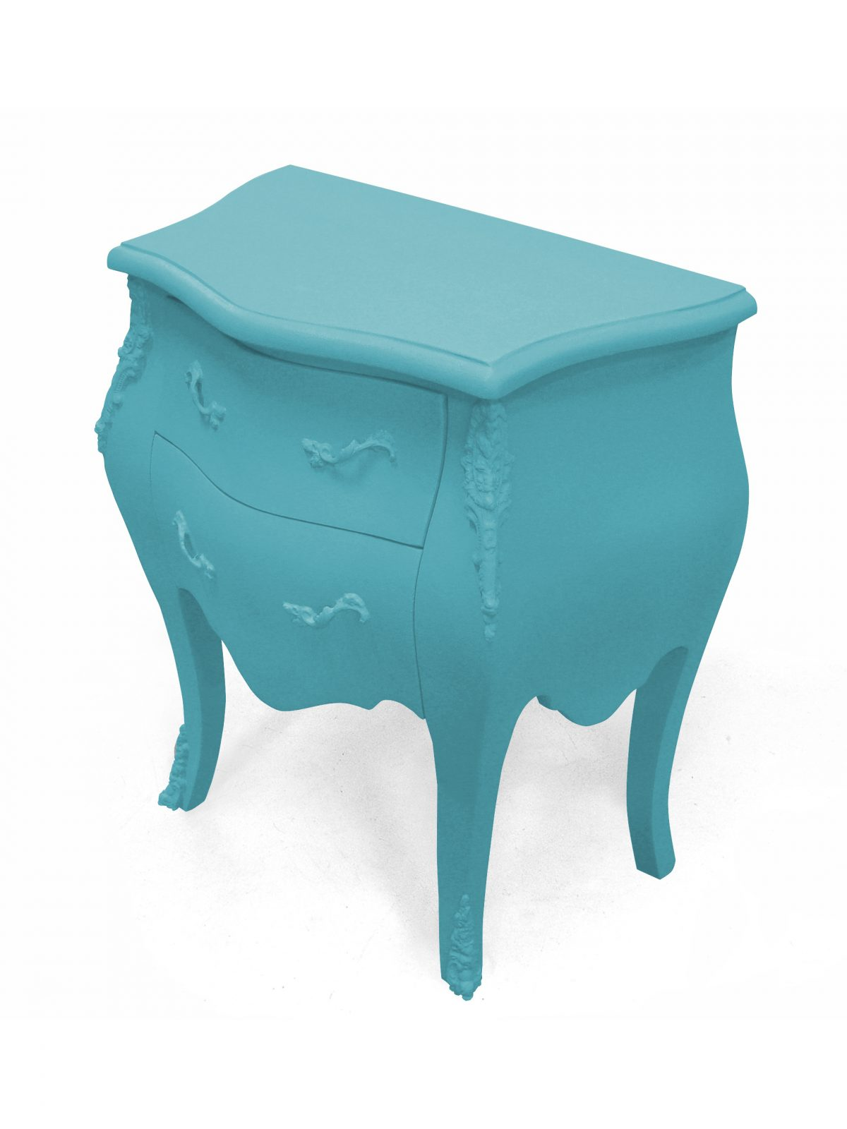 Jspr Plastic Fantastic Exclusief Dressoir Ocean Blue Fun Kastje