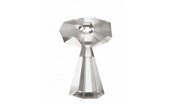 FRACTAL staande armatuur aluminium