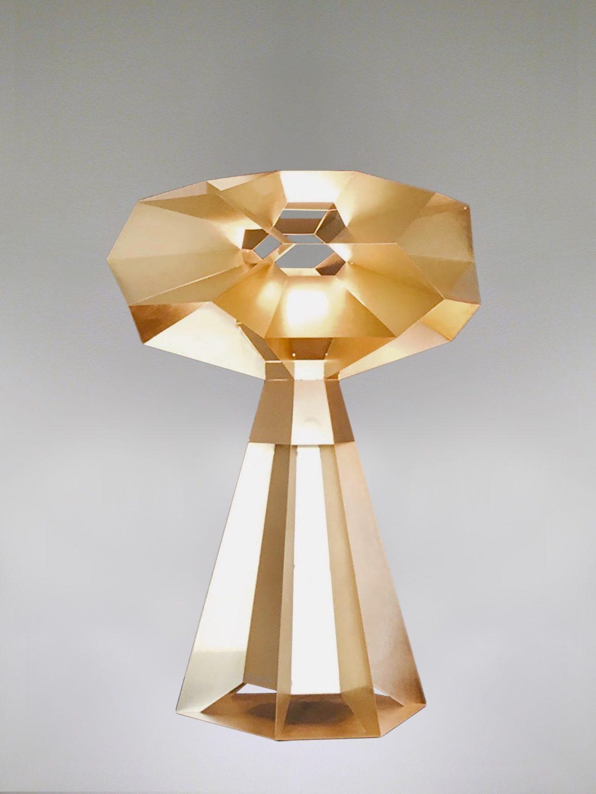 Fractal Lamp Marc De Groot Exclusief Dutch Design Verlichting