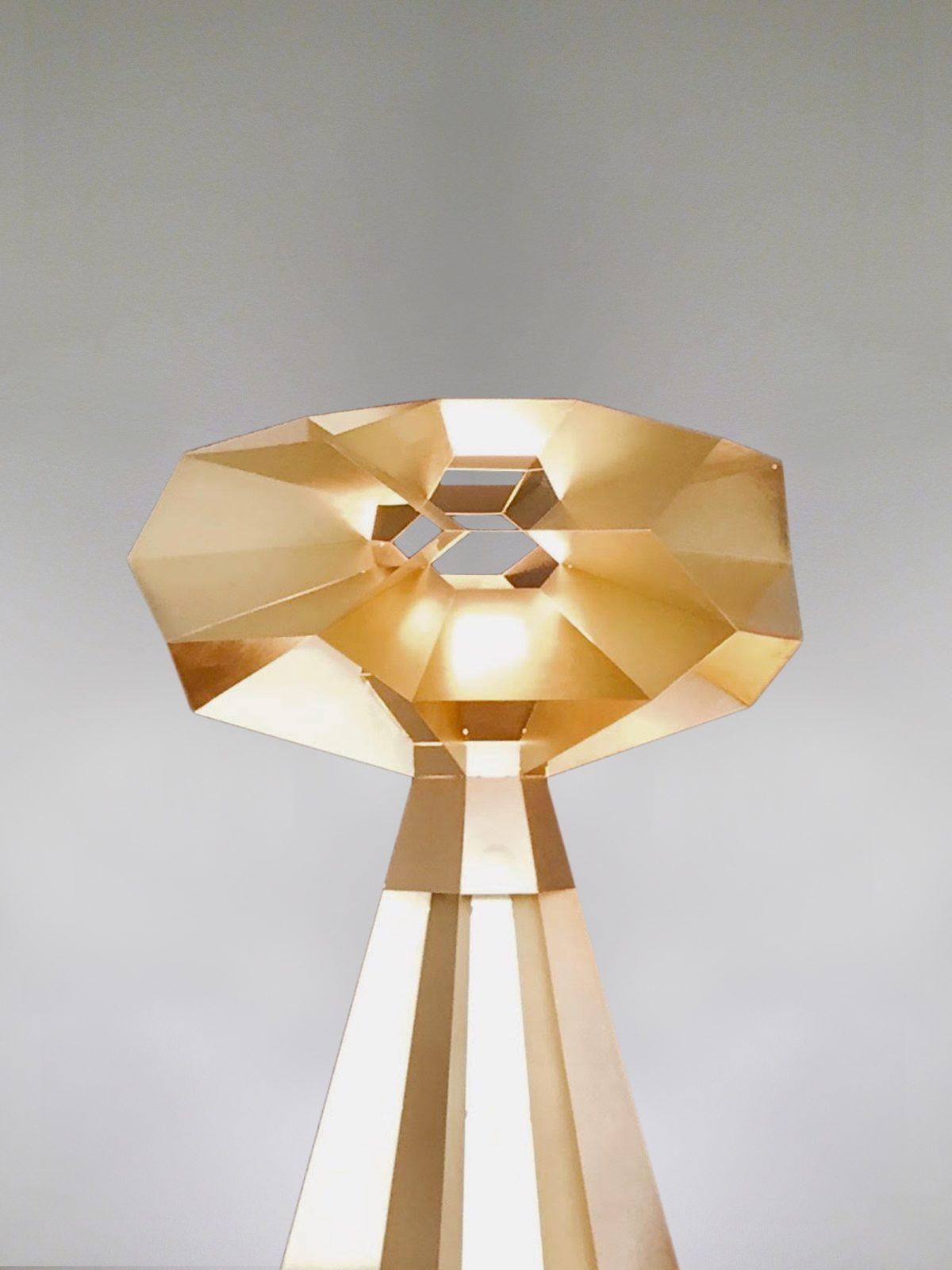 Fractal Lamp Marc Degroot Luxe Dutch Design Verlichting
