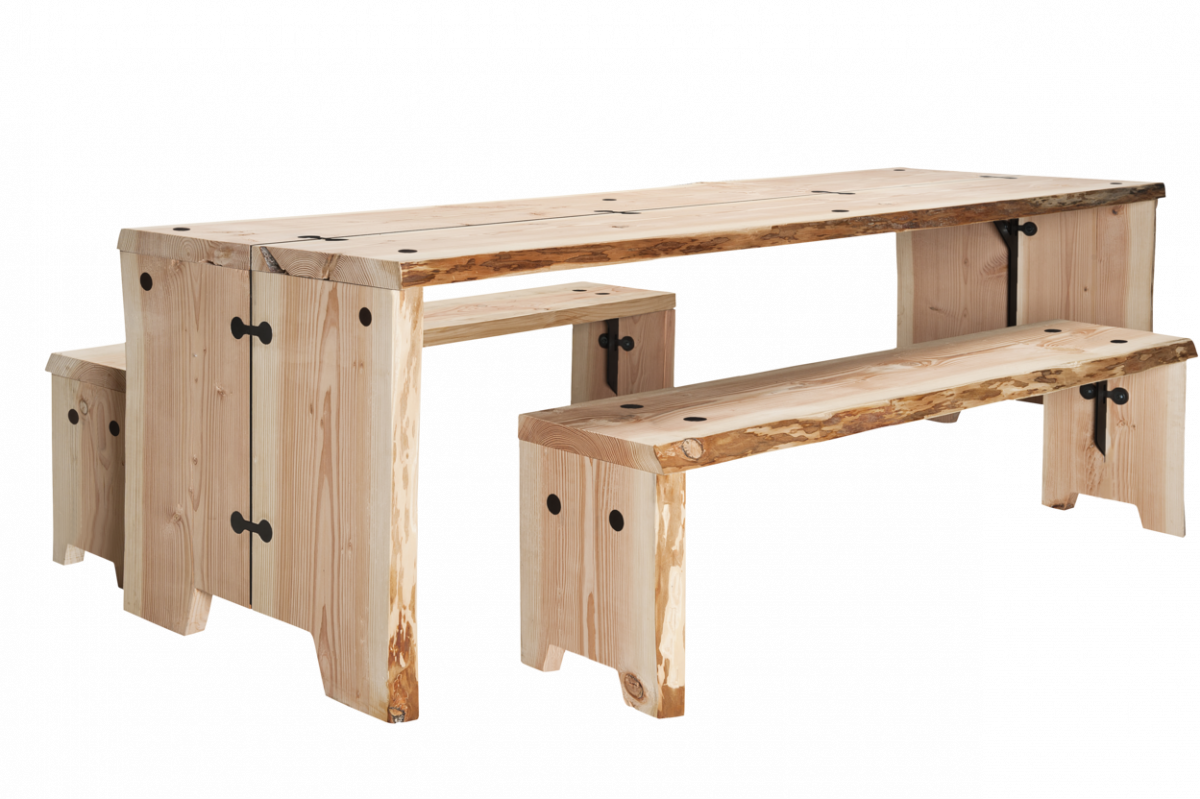 Forestry Table buitentafel