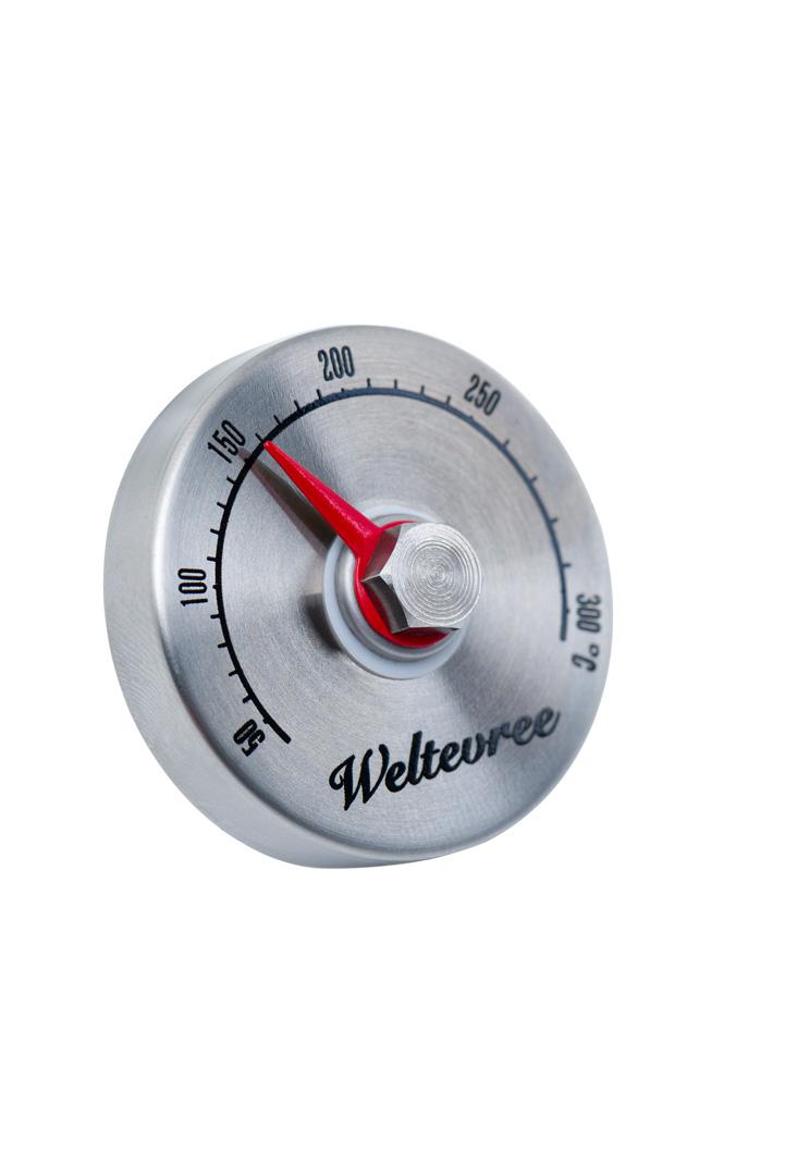Weltevree Outdooroven Magnetic Thermometer Buitenhaard Outdoor Cooking