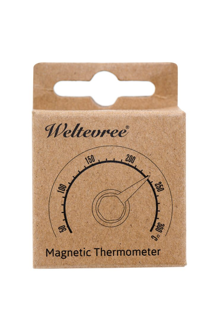 Weltevree Zomercampagne Magnetic Thermometer Outdooroven Tuinaccessoire Koken