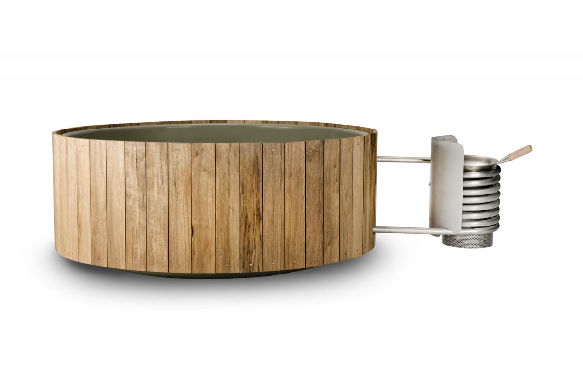 Dutchtub Wood Weltevree Dutchdesign