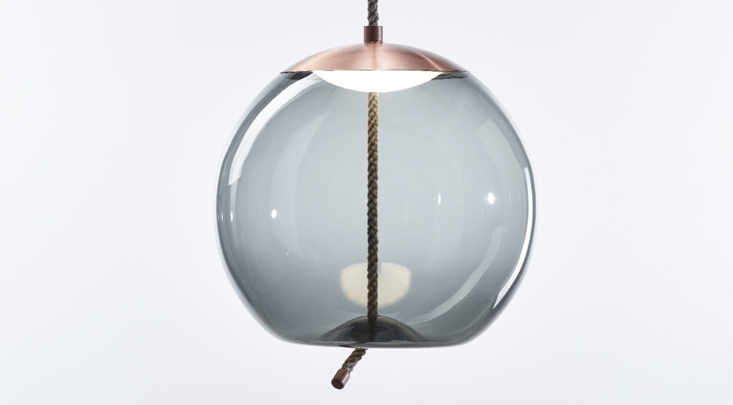 Knot Lamp By Chiaramonte Marin Brokis