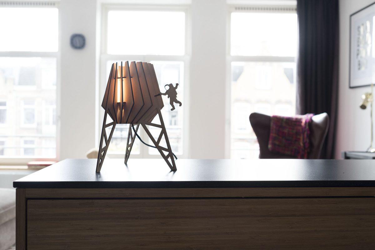 Van Tjalle En Jasper Spacey Spot Tafellampje Kids Dutchdesign Verlichting