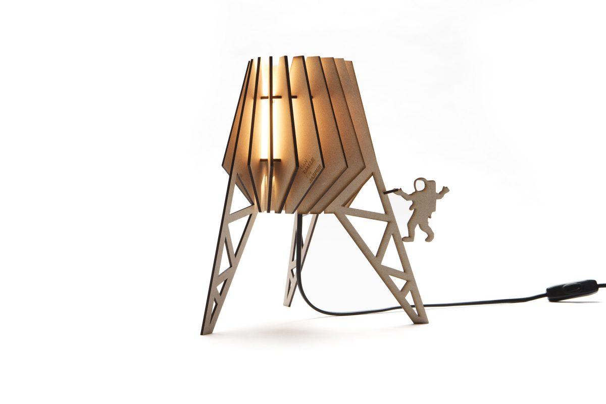 Spacey spot tafellamp (mini-spot + add-on)