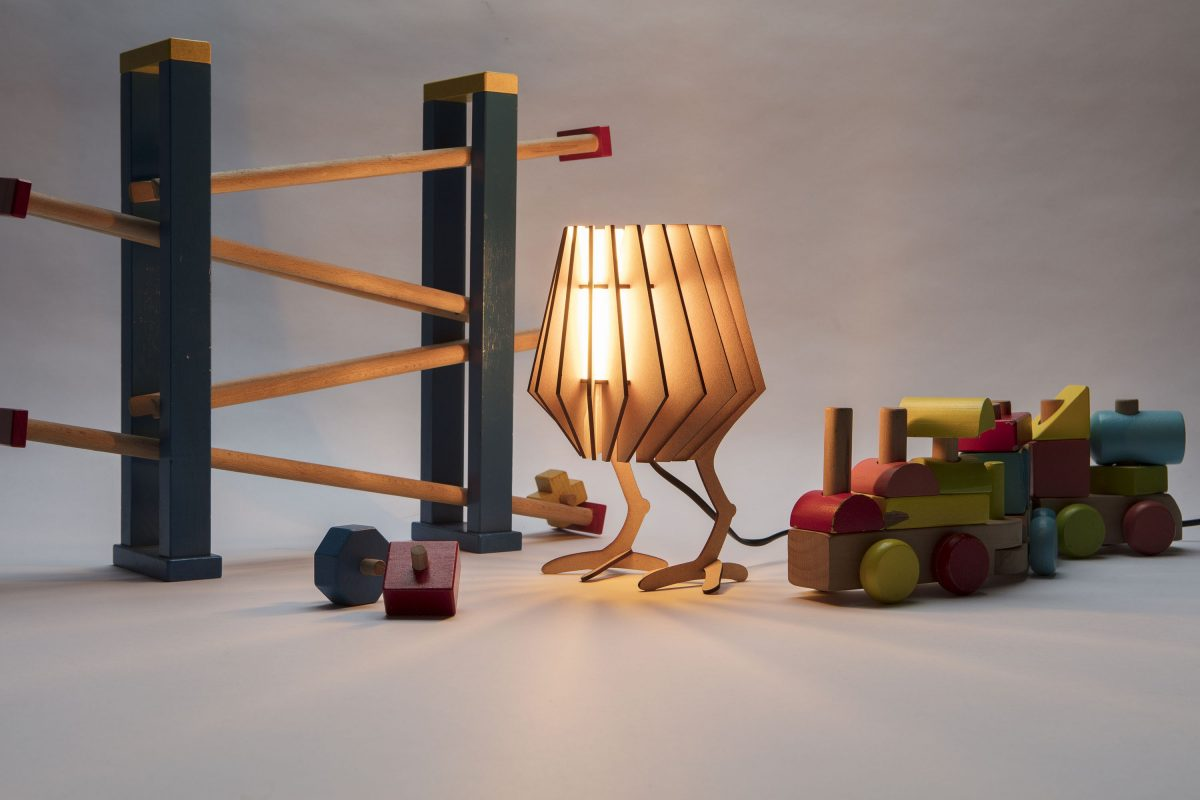 Van Tjalle En Jasper Chicken Spot Kinderlamp Dutch Design