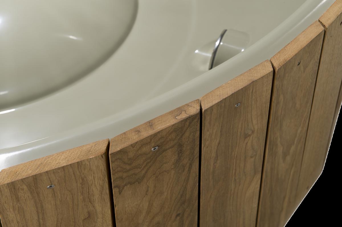 Weltevree Dutchtub Wood Detail Hout
