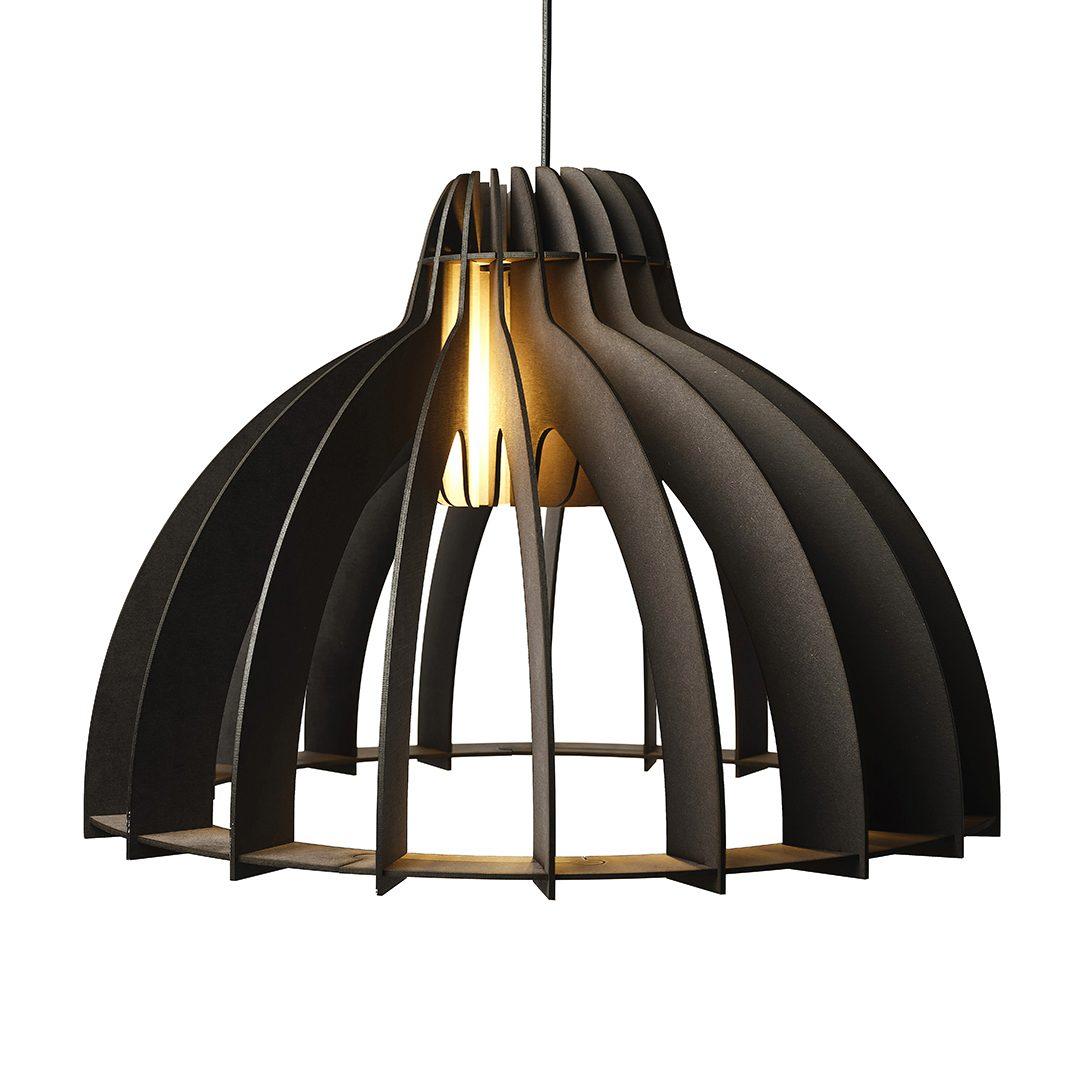 Granny Smith Hanglamp Zwart Pendant Lamp Black Lichtaan Dutch Design Online