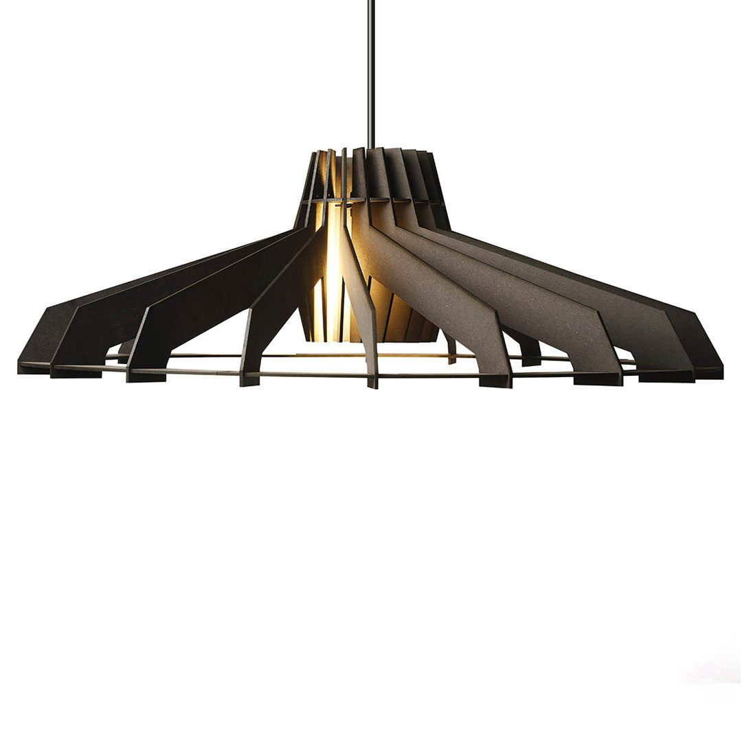 Nikolamp Tesla Pendant Lamp Black Zwart Dutch Design Online