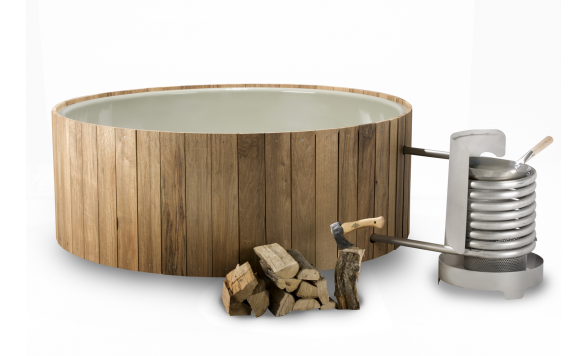 Dutchtub Wood hottub
