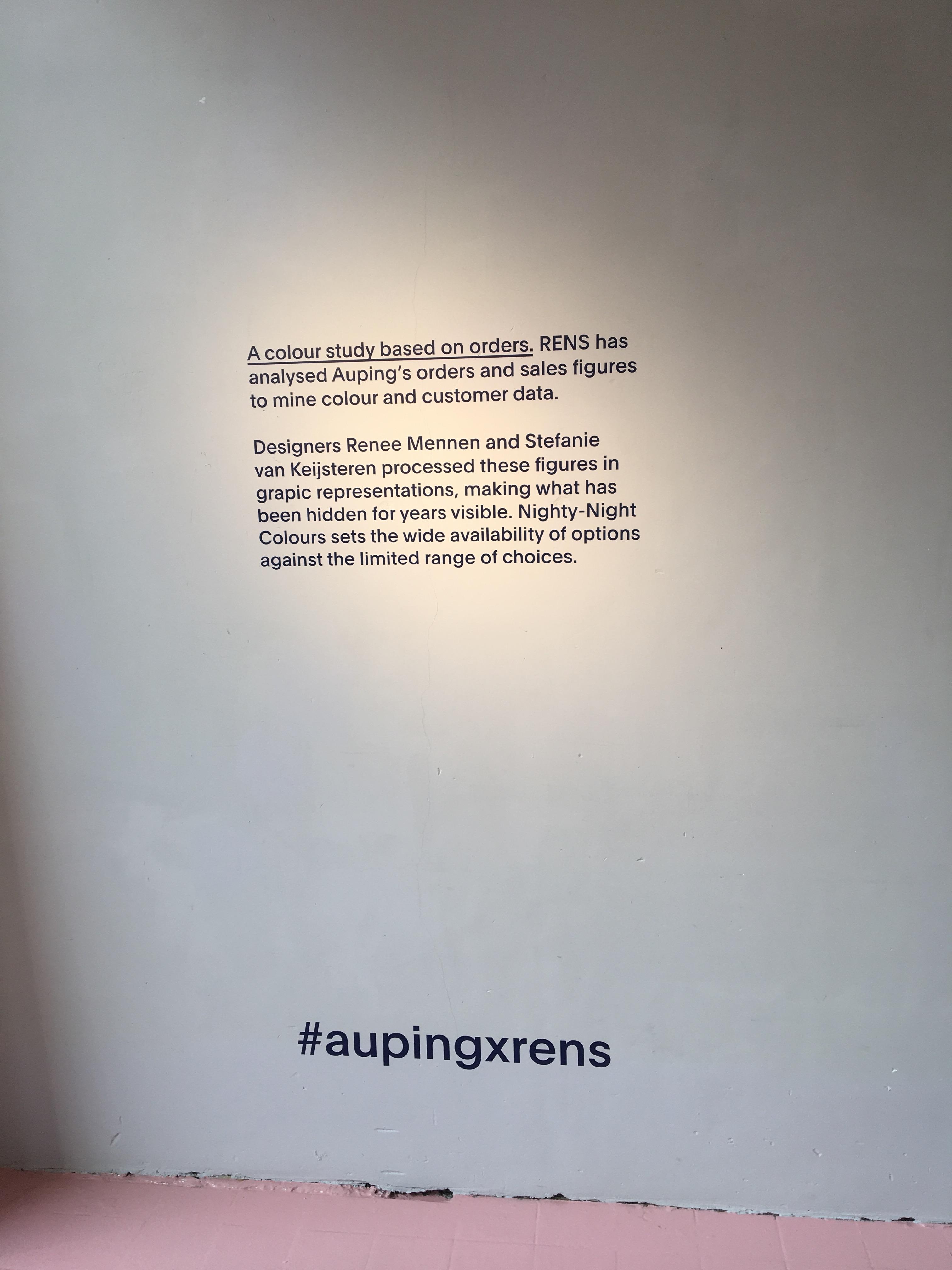 Aupingxrens Colour Study