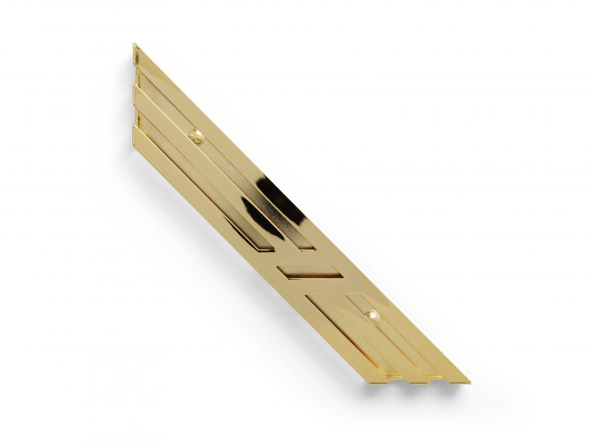Frederik Roijé Ribbon Tijdschrifthouder Goud Gold Dutch Design
