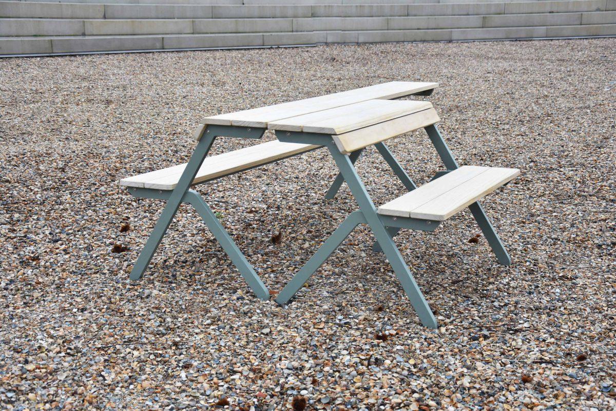 Weltevree Tablebench 2 Seater 4 Seater Tegen Elkaar Outdoor