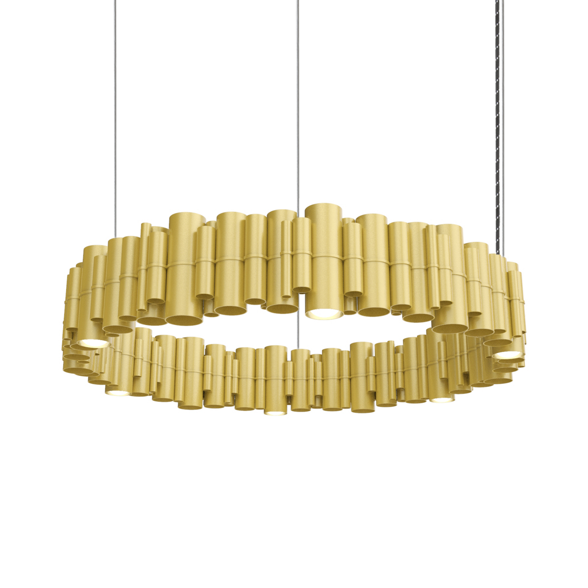 JSPR Cityscapes Suburban ON Gold Goud Luxe Lamp