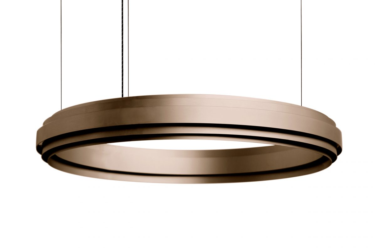 Jspr Empire I Bronze Luxe Dutch Design Verlichting