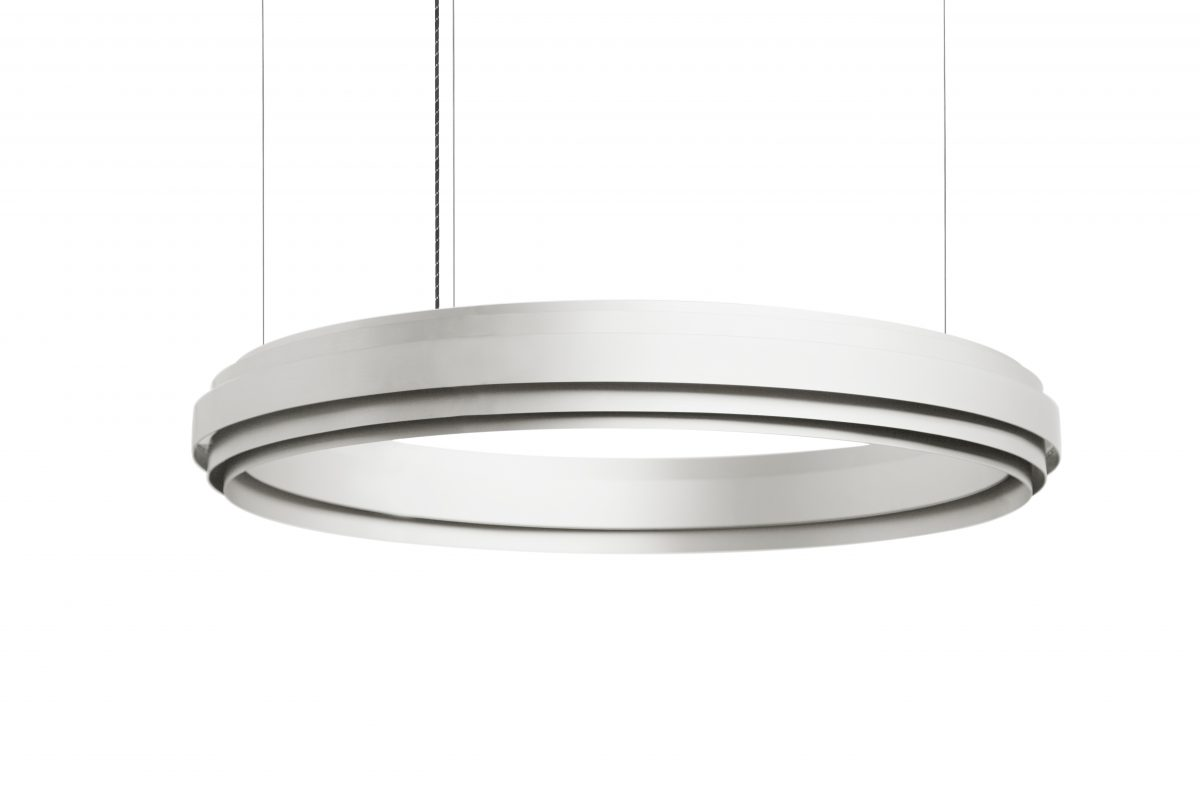 Jspr Empire I Silver Exclusief Dutch Design Hanglamp