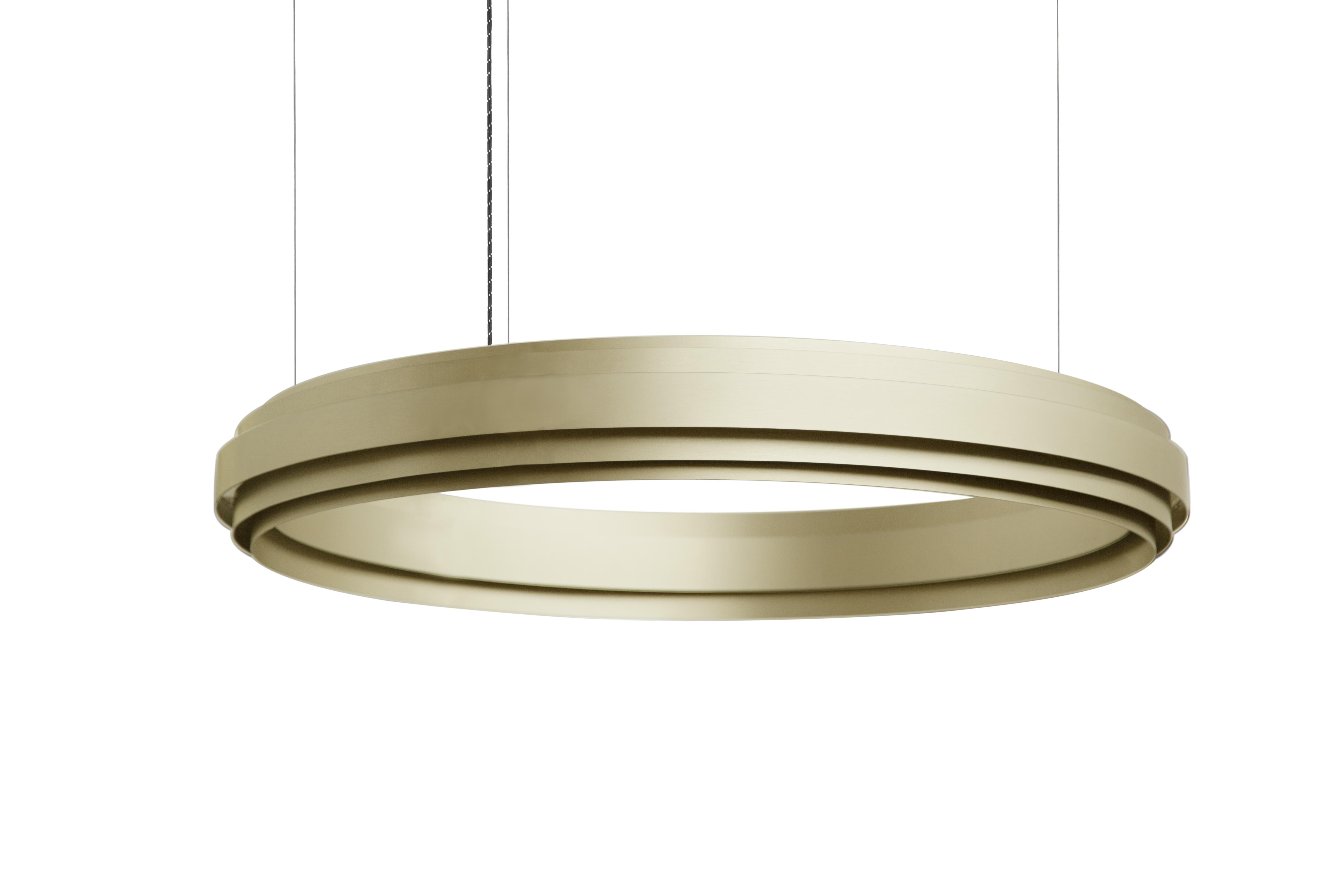 Jspr Lamp Empire I Champagne Exclusief Dutch Design Verlichting