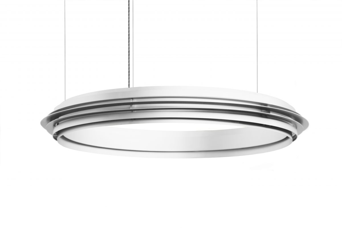 Jspr Empire II Silver Zilver Exlusieve Lamp