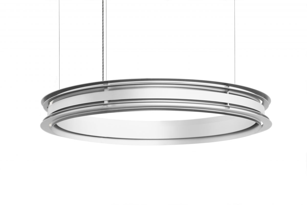 Jspr Empire III Silver Zilver Dutch Design Verlichting