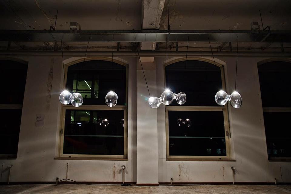 Alex De Witte Lamp The M Exclusief Dutch Design