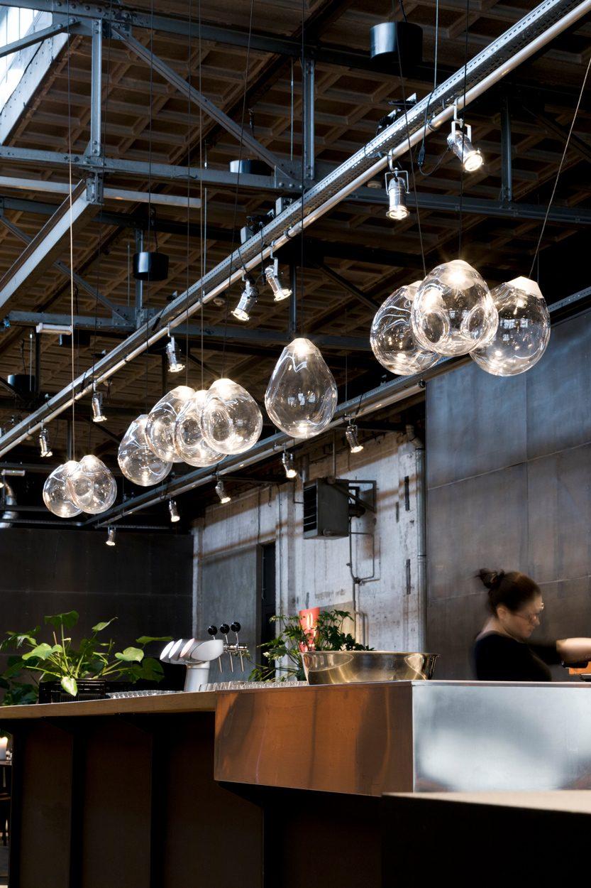 Momentum Hanglamp Glas Alex De Witte Bar