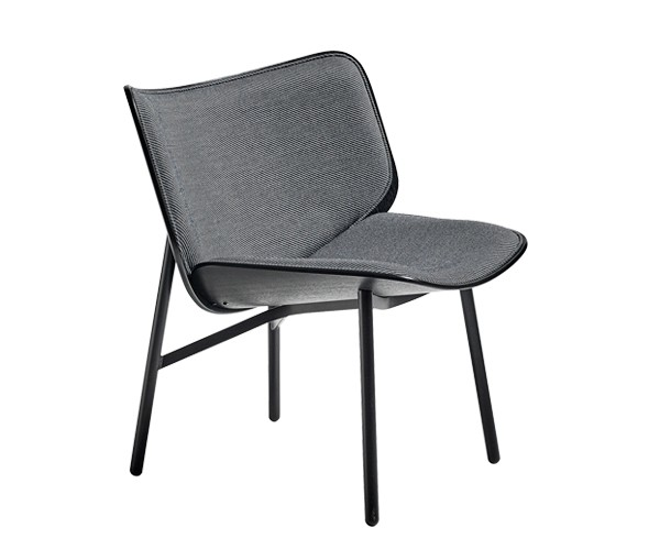 Hay Dapper Chair Black Black