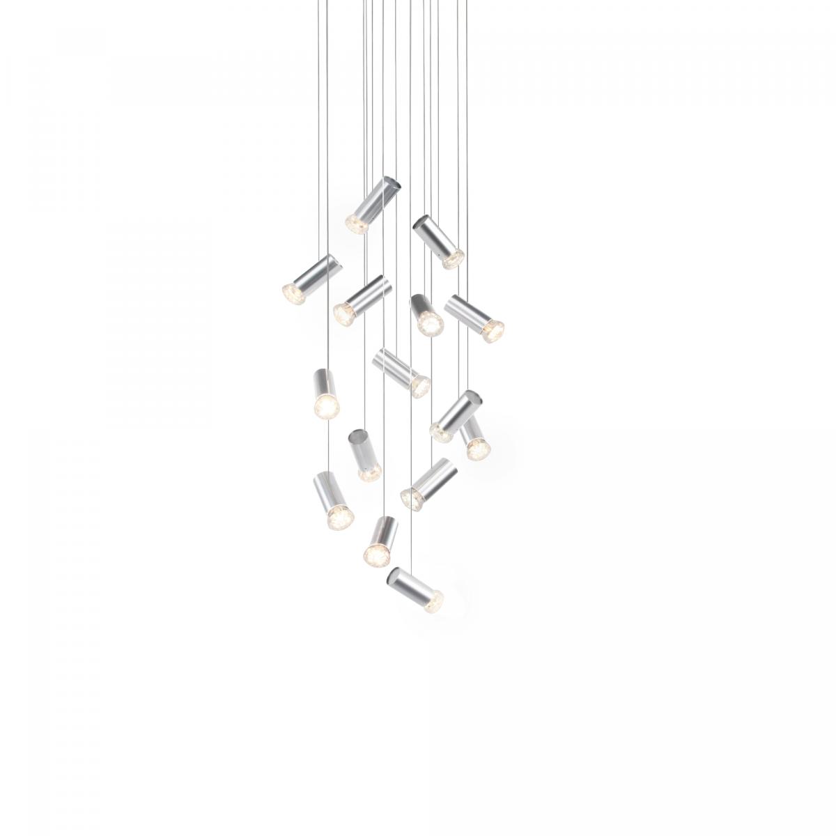 JSPR Jewels Angled 15 Silver