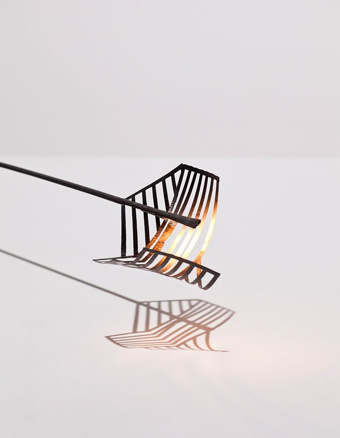 LABELBREED Fibre Placement Light Optie 1 Exclusieve Dutchdesign Verlichting