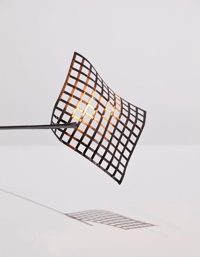LABELBREED Fibre Placement Light Optie 2 Marleen Kaptein Dutchdesign Verlichting