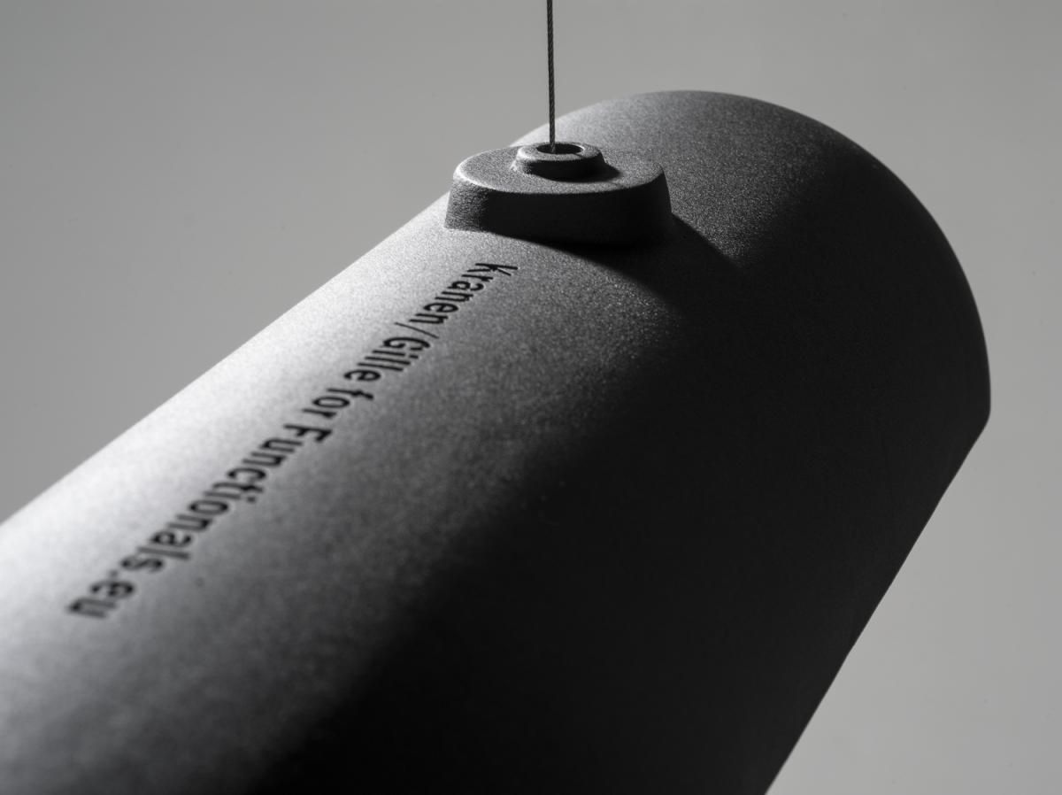 Luftschiff Zeppelin Hanglamp Functionals Design KranenGille