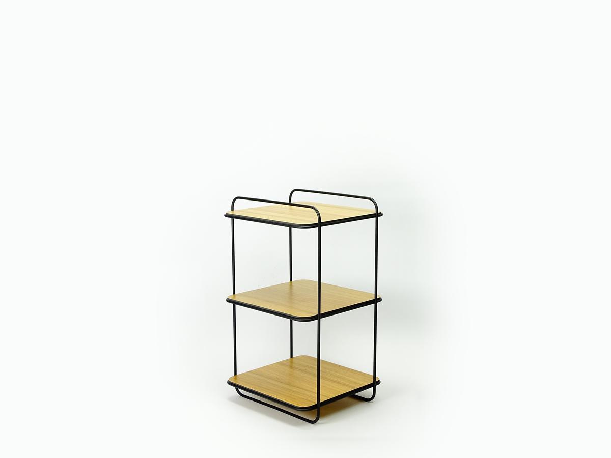 New Duivendrecht 8 Frame Cabinet Oak 3 Shelves Eiken Kastje Project 3 Planken