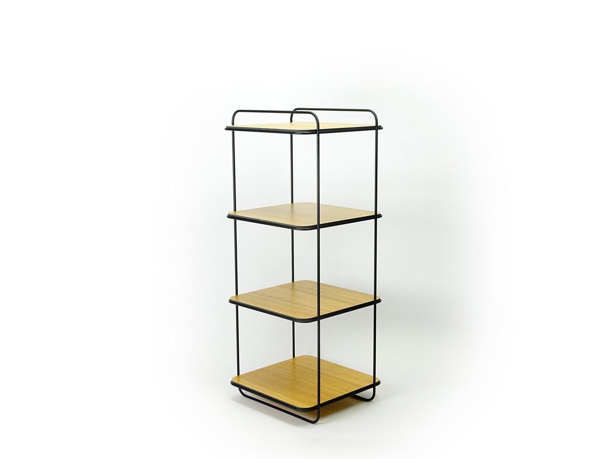 New Duivendrecht 8 Frame Cabinet Oak 4 Shelves Eiken Kastje Project Hotel Kantoor