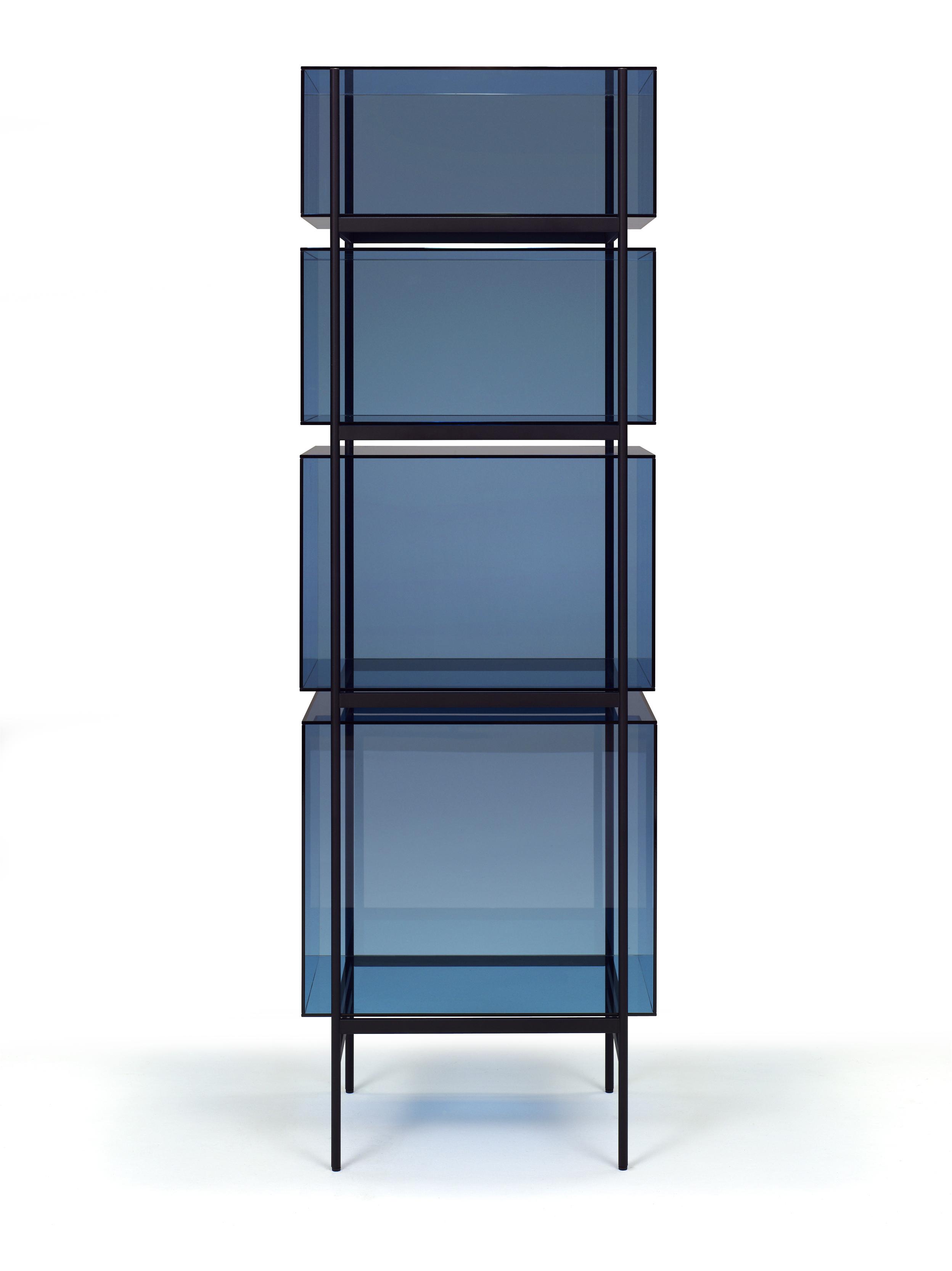 Grote Glazen Vitrinekast.Glazen Kast Lyn Van Visser Meijwaard Kopen Bestel Online Bij Gimmii