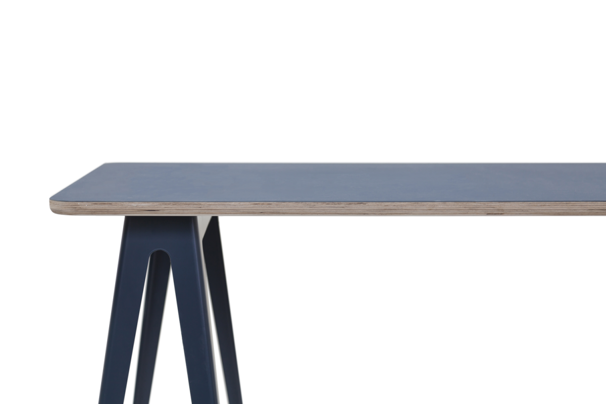 Vij5 Trestle Table David Derksen Exclusieve Dutch Design Projecttafel