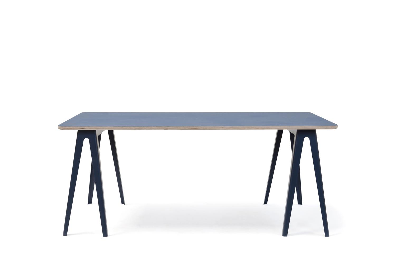 Eettafel Met Extra Blad.Trestle Table Vij5 Ofwel Schragen Tafel Kopen Bestel Online Bij