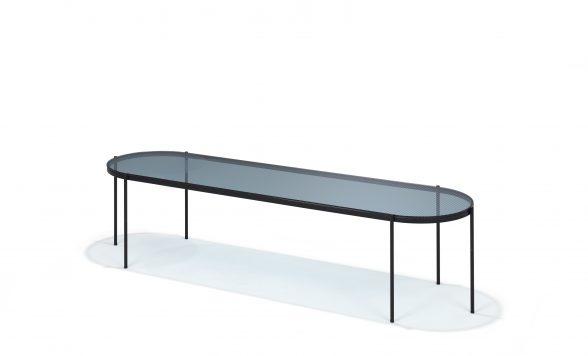 LYN salontafel ovaal