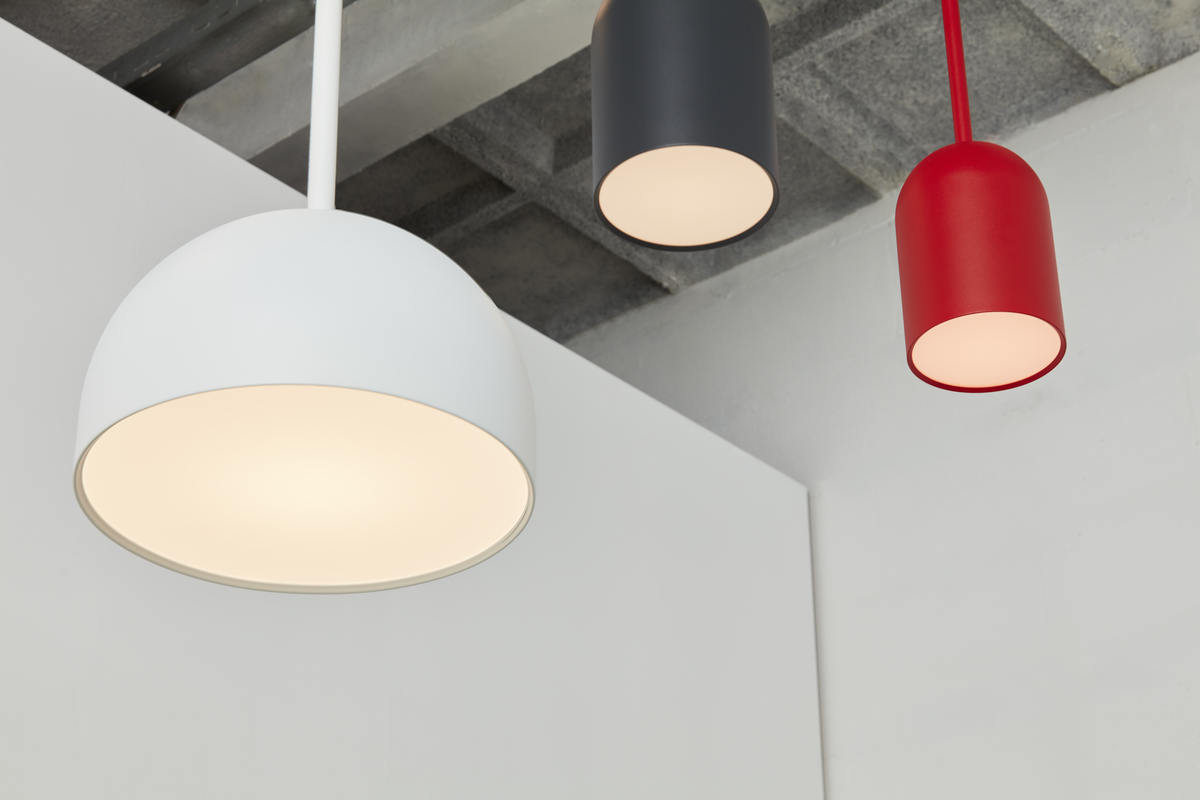 Frederik Roije Beaming Bobber Hanglamp Interieur Design Project Verlichting