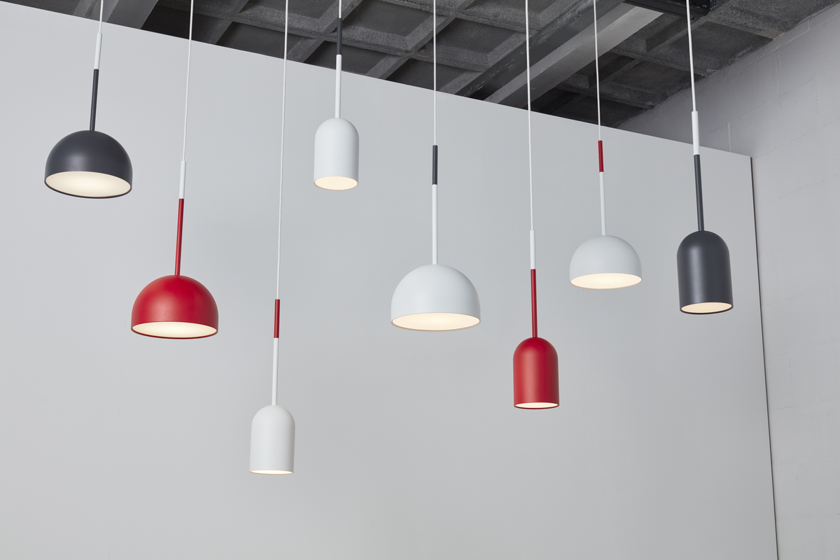Frederik Roije Beaming Bobber Lamp Minimalisme Modern Project Verlichting