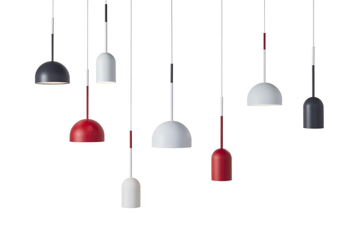 Frederik Roije Projectverlichting Beaming Bobber Hanglamp Dutch Design