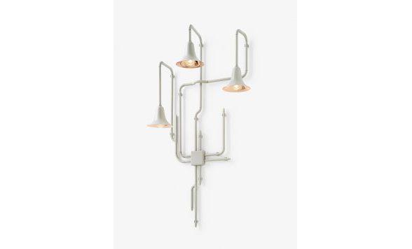 Light forest wandlamp