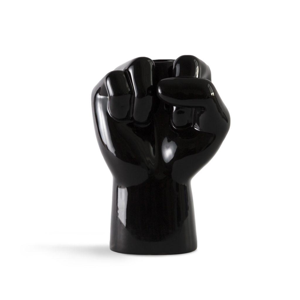 Werkwaardig Fck Vase Vaas Zwart Hoogglans Design Humor