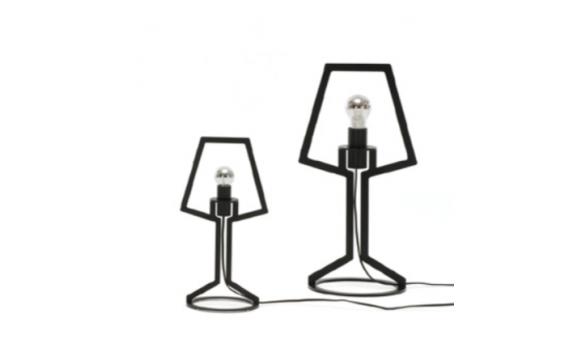 Outline tafellamp