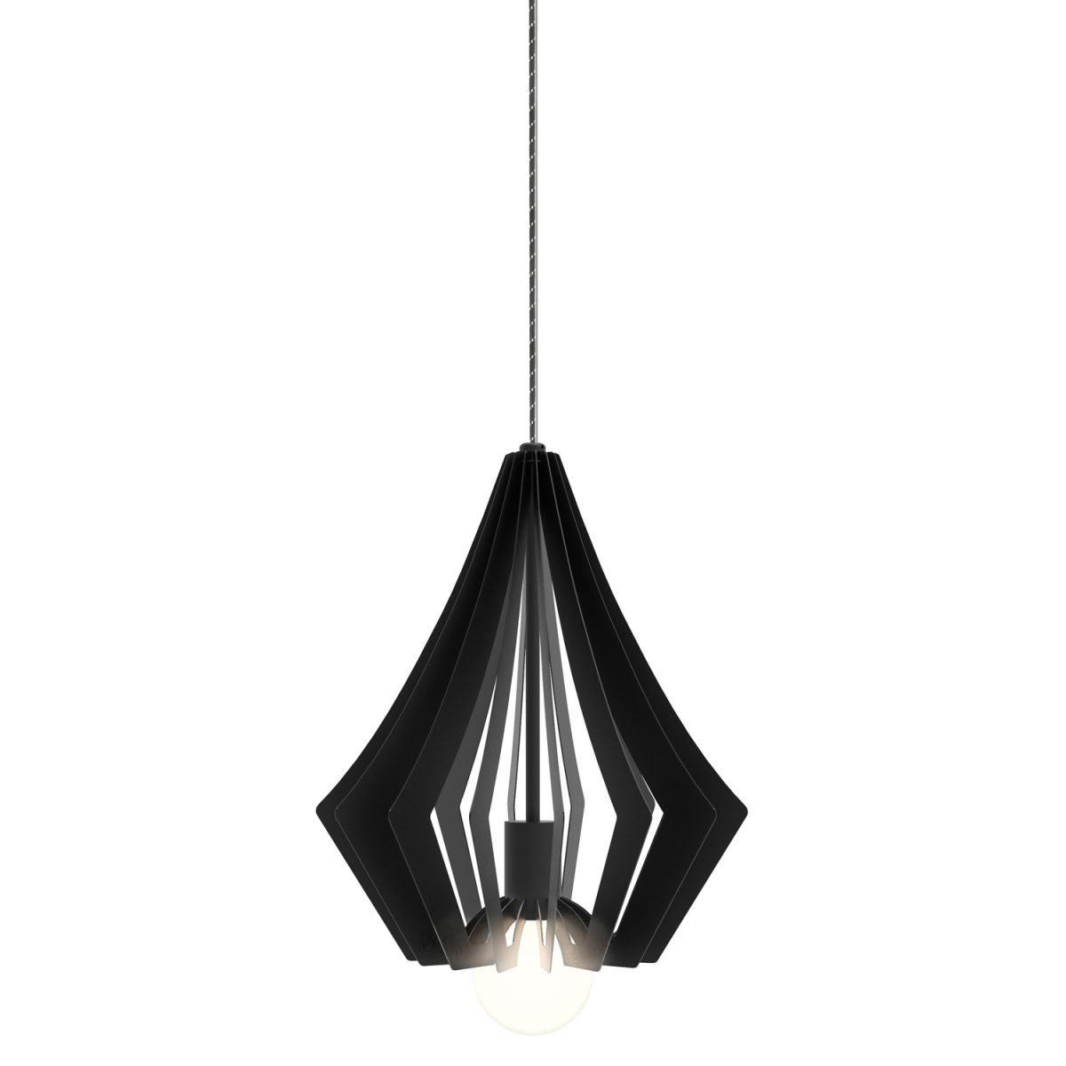JSPR Beaudine I Black Opaque Zwart Project Verlichting Dutch Design