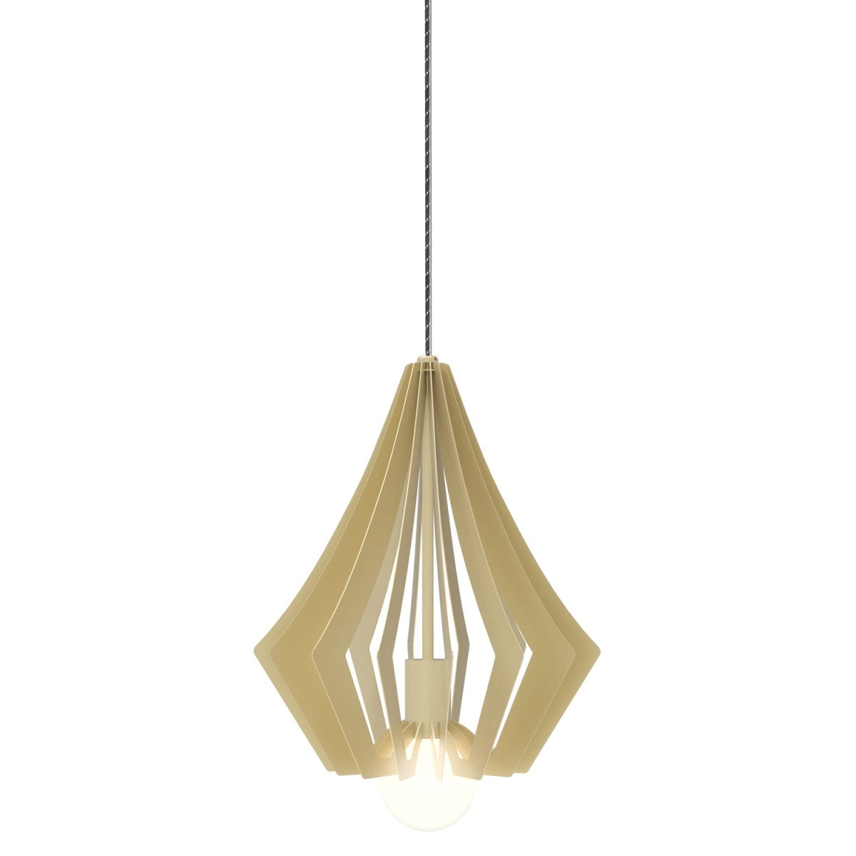 JSPR Beaudine I Champ Opaque Dutch Design Hanglamp