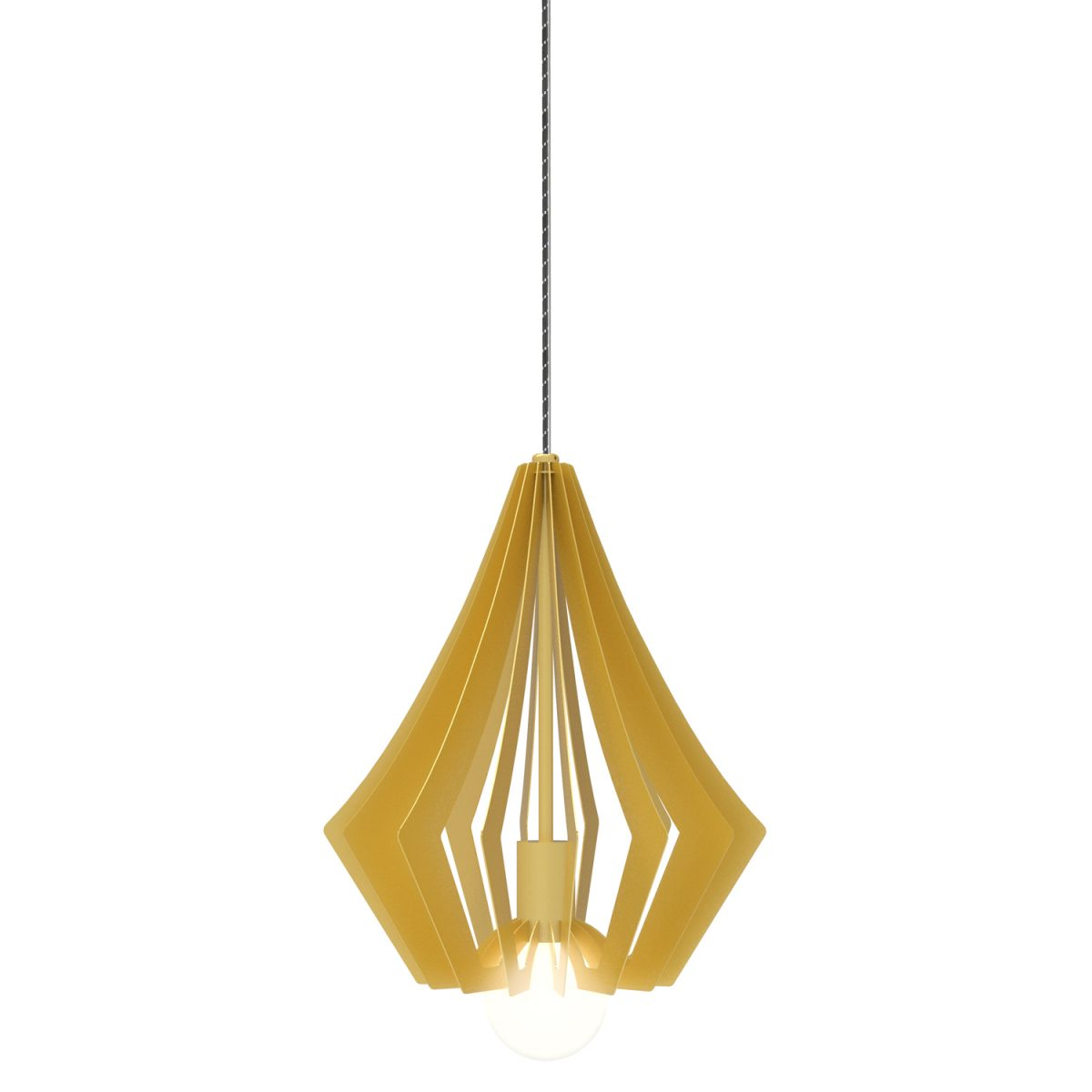 JSPR Beaudine I Gold Opaque Dutch Design Project Verlichting
